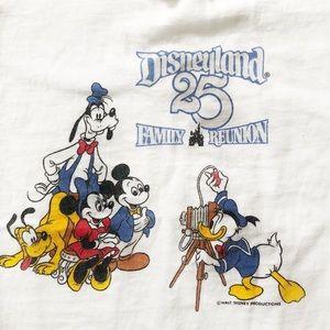 Vintage Disney Ringer Tshirt